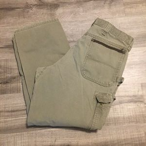 Wrangler Riggs work carpenter jeans. Size 36